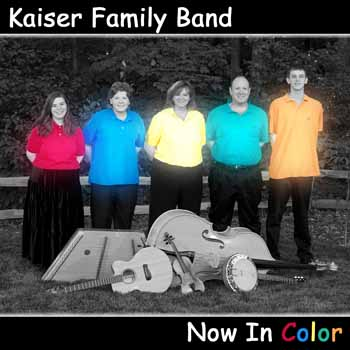 Now In Color CD Cover